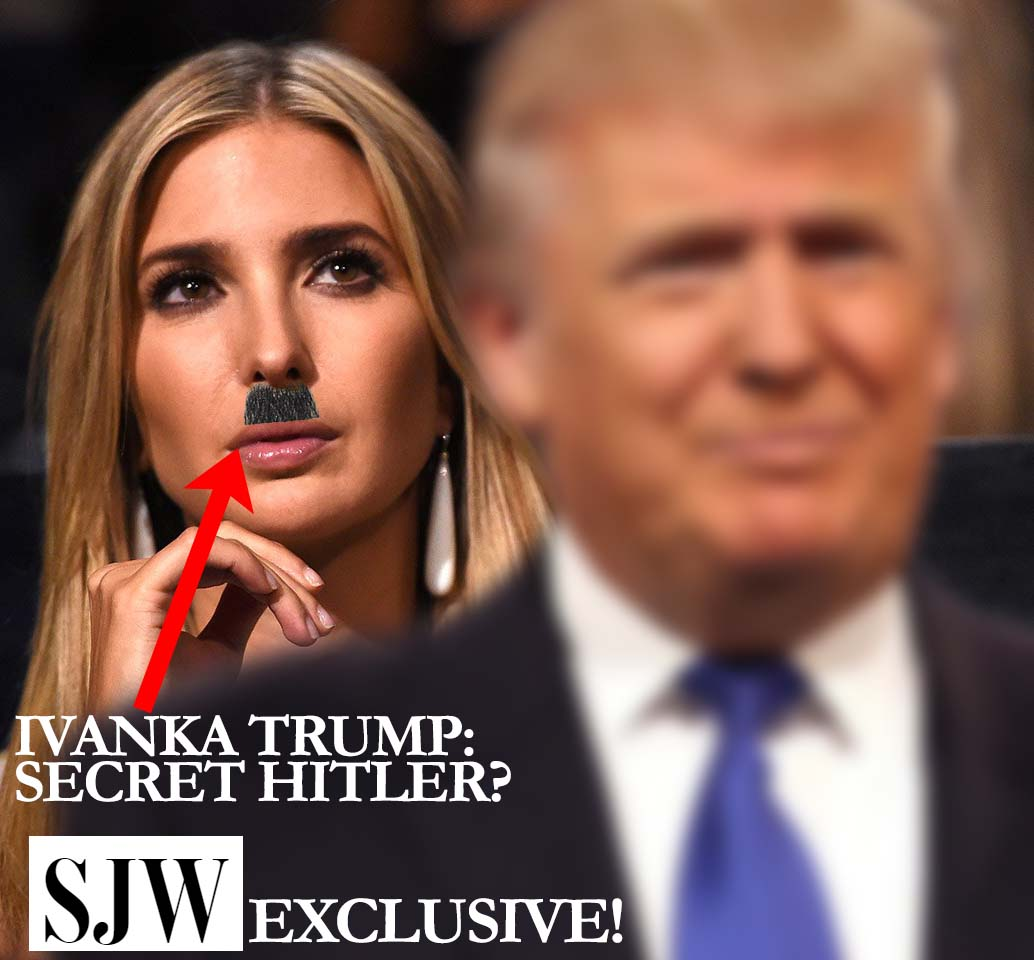 Ivanka Secret Hitler?