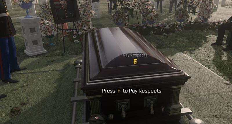 Call of Duty: Pay Your Respects