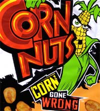 Corn gone wrong is also known as rotten.