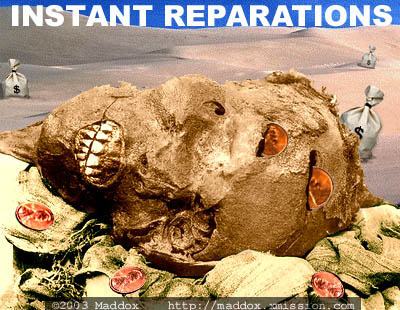 Instant reparations