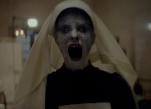 Scream-face